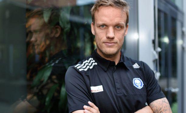 Los Angeles Galaxyn Mika Väyrynen aloitti väkevästi MLS-liigassa.