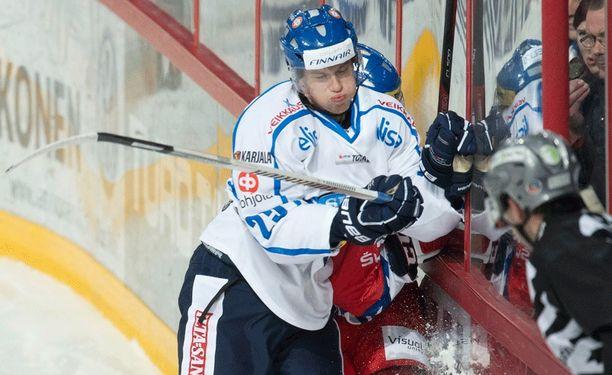 Jonas Enlund jätti Sibirin henkilökohtaisista syistä.