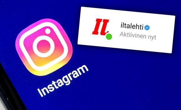 Instagram kertoo nyt selkeämmin, milloin käyttäjät ovat aktiivisia.