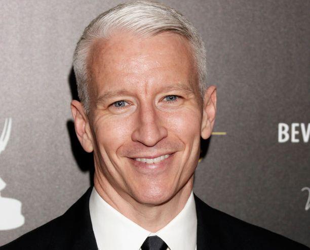 Anderson Cooperin seksuaalisesta suuntautumisesta on väitelty jo kauan.