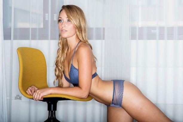 Kilpailija numerolla 2: Jenna Ruohola.