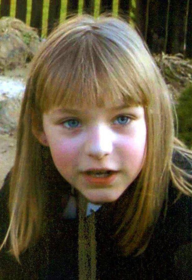 Peggy Knobloch, 9, katosi koulumatkallaan vuonna 2001. Nyt hänen ruumiinsa löytyi metsästä.