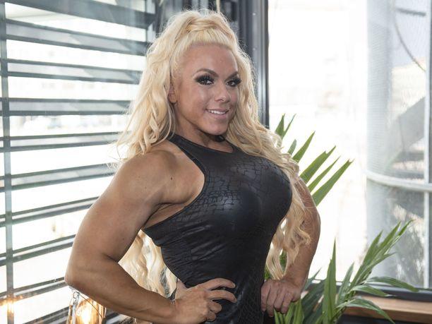 Minna Pajulahti teki suomalaista fitness-historiaa Ms. Olympia -kisassa.