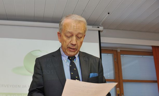 Pekka Puska on jättänyt hallitukselle kirjallisen kysymyksen rattijuopumuksen torjunnasta.