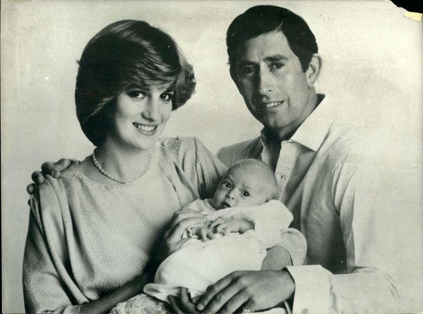 Prinssi William syntyi 21.kesäkuuta vuonna 1982.
