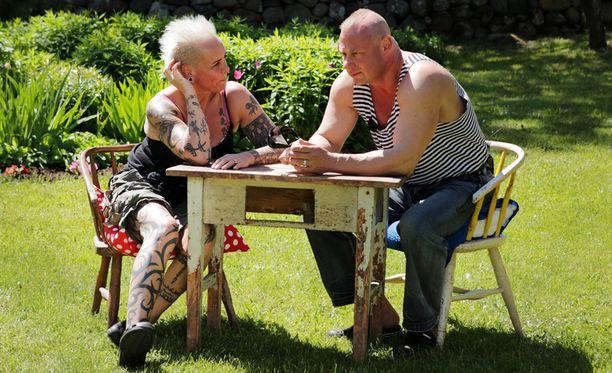 Vielä viime kesänä Wilman ja Ollin suhde oli huonoissa kantimissa.