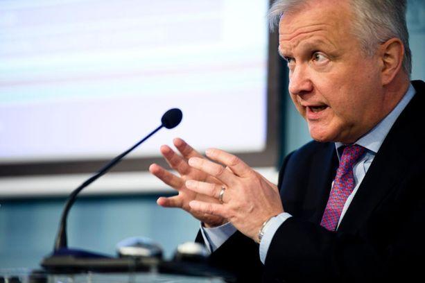 Elinkeinoministeri Olli Rehnin mukaan pääministerillä ei ollut tietoa Katera Steelin saamasta urakasta.