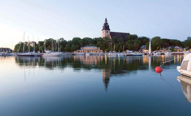 Naantalissa majoittuminen on nyt kalliimpaa kuin muualla Suomessa.