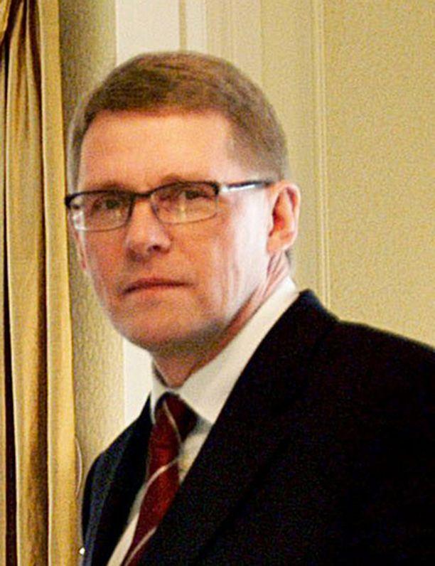 Pääministeri Matti Vanhasen mielestä ulkopolitiikka on mennyt hänen nuottiensa mukaan.