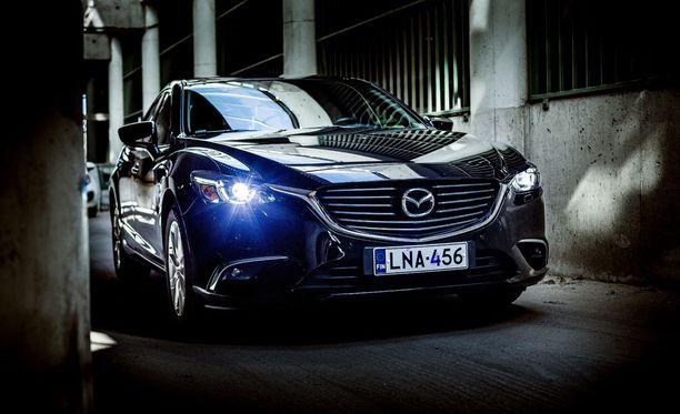 Mazda on kerännyt lukuisia muotoilupalkintoja.