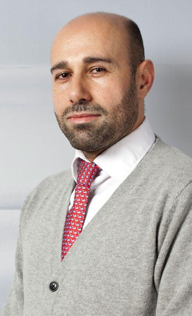 Alan Salehzadeh.