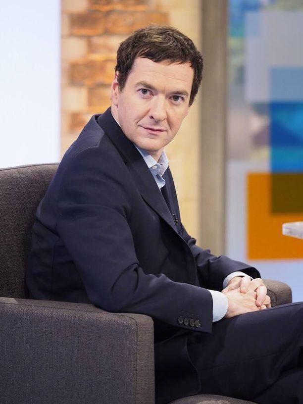 George Osborne ei ole vielä ilmoittanut päätöksestään.