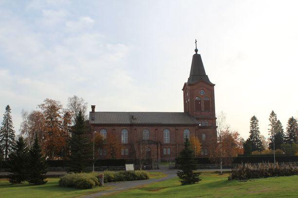 Kalajoen kirkon ovet ovat auki hiljentymistä varten tänään kello 17-20.