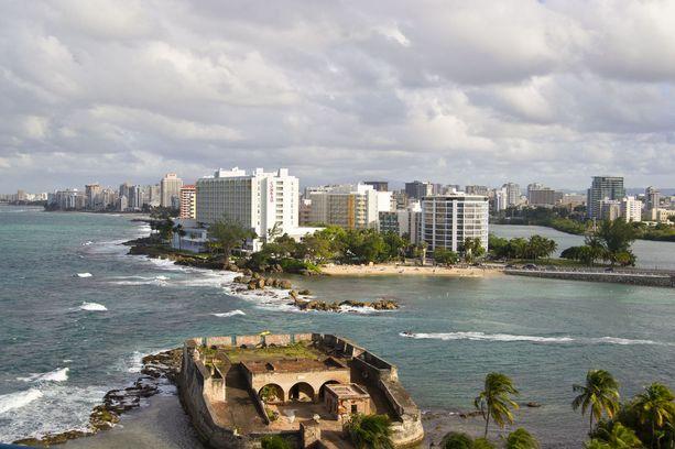 San Juanissa yhdistyvät vanha ja uusi.