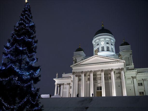 Helsingin koronatilanne saattaa hyvin sulkea joulukirkkojen ovet.