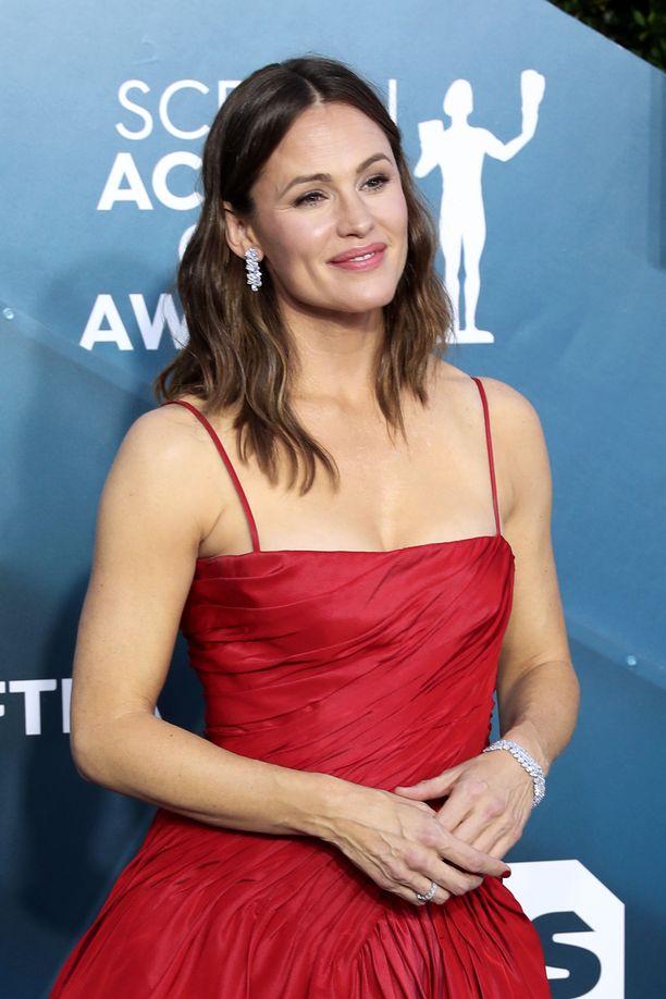 Jennifer Garner muistetaan etenkin pääroolistaan Alias-sarjassa.