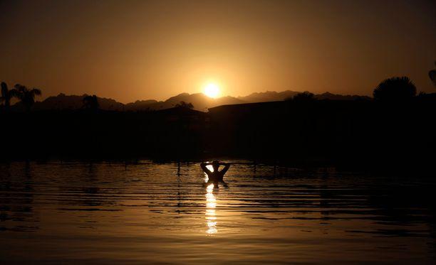 Sharm el-Sheikh on Egyptin suosituimpia turistikohteita. Nyt maa haluaa Jeesuksesta piristystä turistivirtaan.