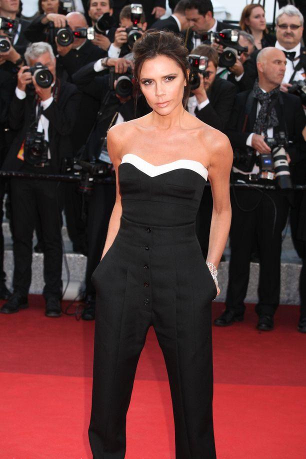 Victoria Beckham on jo pitkään keskittynyt muotiuraansa.