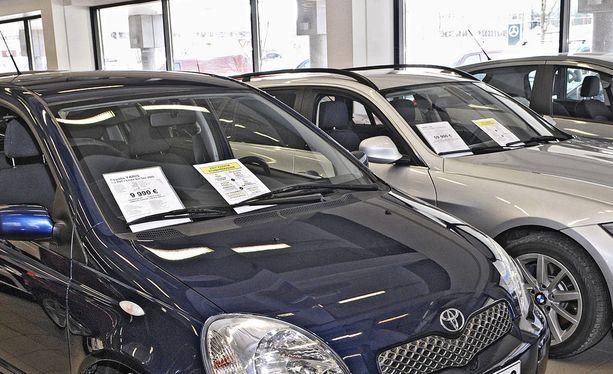 Käytetyn hinnassa autoveron jäljellä olevaa osuutta ei ole eritelty.