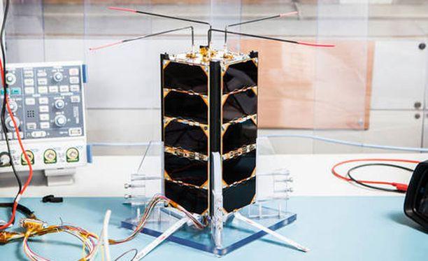 Suomalaissatelliitti on yksi 28:sta nyt avaruuteen toimitettavasta satelliitista.