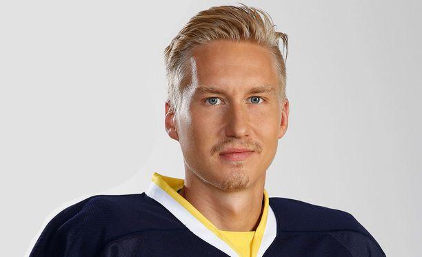 Jussi Makkonen vaatii itseltään enemmän tehoja.
