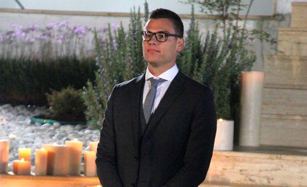 Christoffer Bachelor