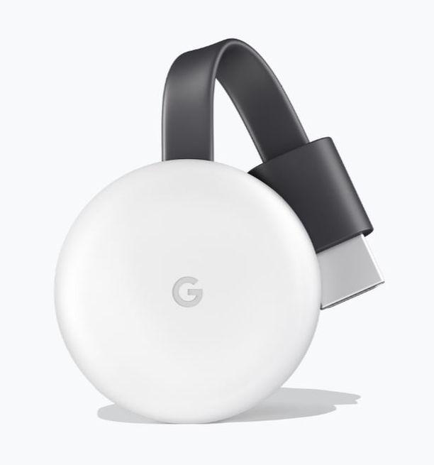 Uusi Chromecast saadaan sentään myös Suomeen.