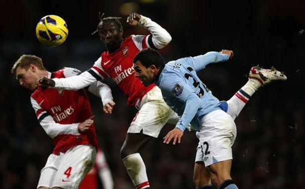 Manchester City ja Arsenal kohtaavat elokuussa Helsingissä.