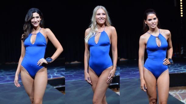 Nämä naiset kisaavat Miss Helsinki -tittelistä.