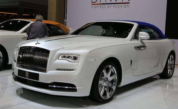 VTT:n mukaan Rolls-Roycen tavoitteena on kehittää etäohjattavia ja autonomisia laivoja. Arkistokuva.
