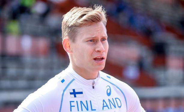 Oskari Mörön vaikea kausi jatkui Tukholmassa.