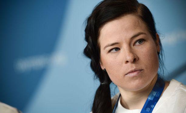 Krista Pärmäkoski aikoo hiihtää olympiakisoissa kaikki kuusi matkaa.