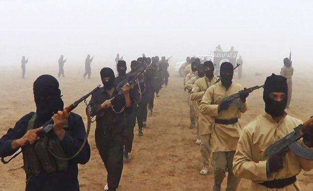 Isis on lupaillut, ettei se enää julkaisisi karmivia videoita.