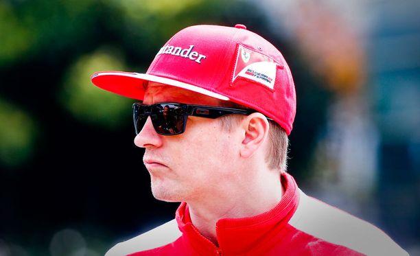 Kimi Räikkönen on ollut Ferrarilla vaikeuksissa tallitoveriensa kanssa.