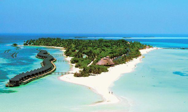 Kuredu Island Resort & Spa TTTT, Malediivit