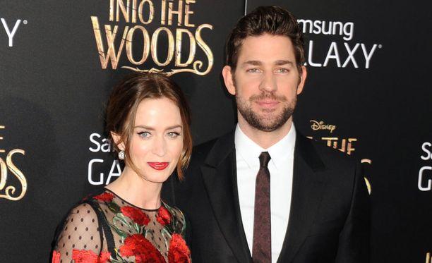Näyttelijäpariskunta Emily Blunt ja John Krasinski ovat saaneet toisen lapsensa.