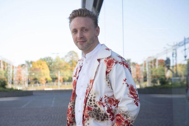 """Reino Nordinilta tuore single Ihmeeni kertoo ihmisestä, joka Nordinin mukaan """"sopii just sulle""""."""