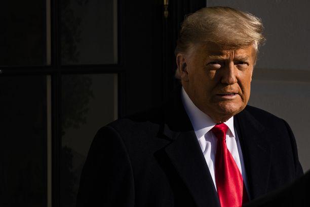 Presidentti Trumpin toista virkarikossyytettä ei keritä käsitellä ennen kuin hän jättää Valkoisen talon tämän viikon keskiviikkona.