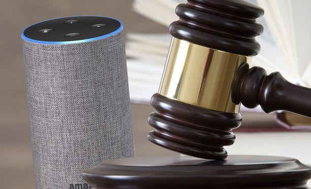 Amazonin älykaiutin voi sisältää arvokasta tietoa.