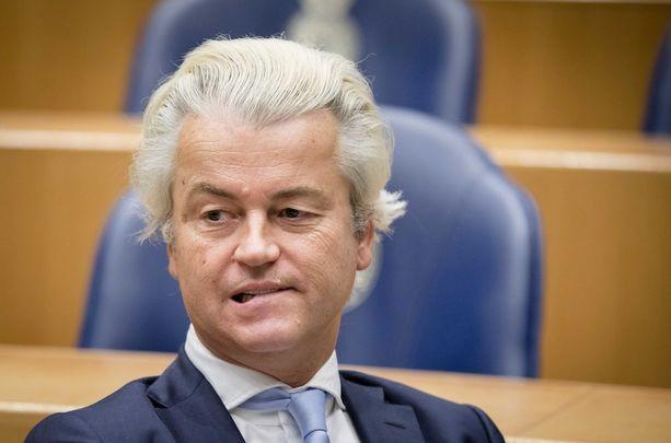 Geert Wilders on äärioikeistojohtajien räväkästä päästä. Hollannissa häntä joko rakastetaan vai vihataan.