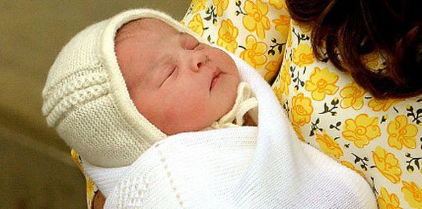 Prinsessa Charlottella on lähipiirissään kaima.