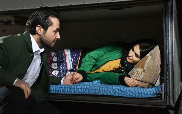 Mirjamia elokuvassa tulkitsee Niroz Haji.