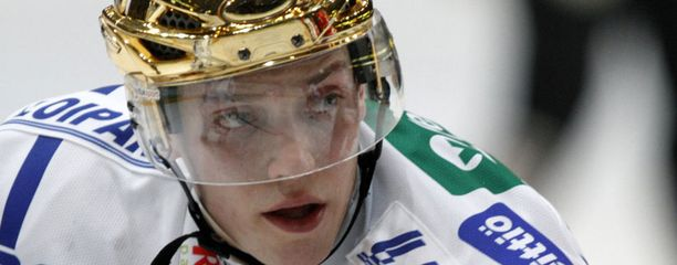 Perttu Lindgren ei pelaa illan ottelussa.