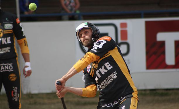 Kouvolan Matti Latvala on kotiuttanut pudotuspeleissä kuusitoista kertaa.