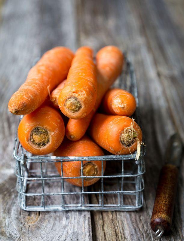 Porkkanat ovat keveitä myös kukkarolle.