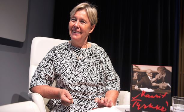 Maarit Tyrkön kahdesta Kekkos-kirjasta filmataan elokuva.