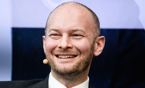 Terho korosti puheessaan puoluekokouksessa Jyväskylässä, että perussuomalaiset ei voi käyttäytyä kuin ikuinen oppositiopuolue.