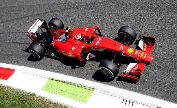 Maurizio Arrivabene haluaa Ferrarin takapäästä kapeamman.