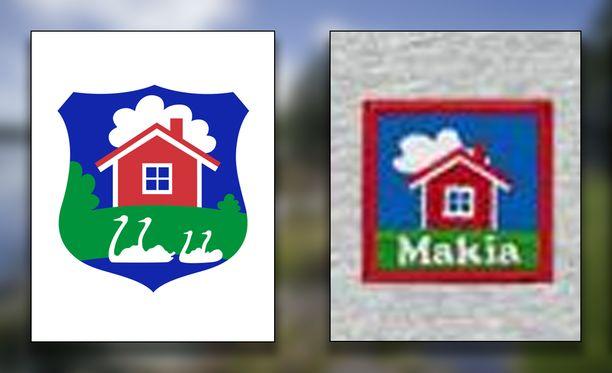 Monet ovat nähneet yhdennäköisyyttä Makian Hut T-shirtin rinnassa olevassa merkissä ja Erittäin Hienon Suomalaisen shampoon logossa. Yksi heistä on shampoota valmistavan Orklan toimitusjohtaja Mika Kaarto.