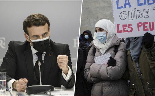 Ranska käy ääri-islamia vastaan rajuin toimin: vihapuheesta vankilaan, epäilyttävät kirkot kiinni
